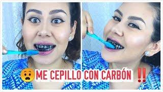 Blanquea tus dientes con Carbón! Carbon Coco Review
