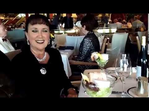 The Cruise Queen Formal Night Holland America Line Ms
