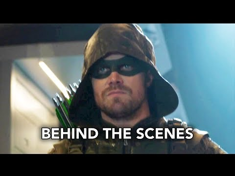 DC TV Suit Up Behind the Scenes - The Flash, Arrow, Supergirl, DC