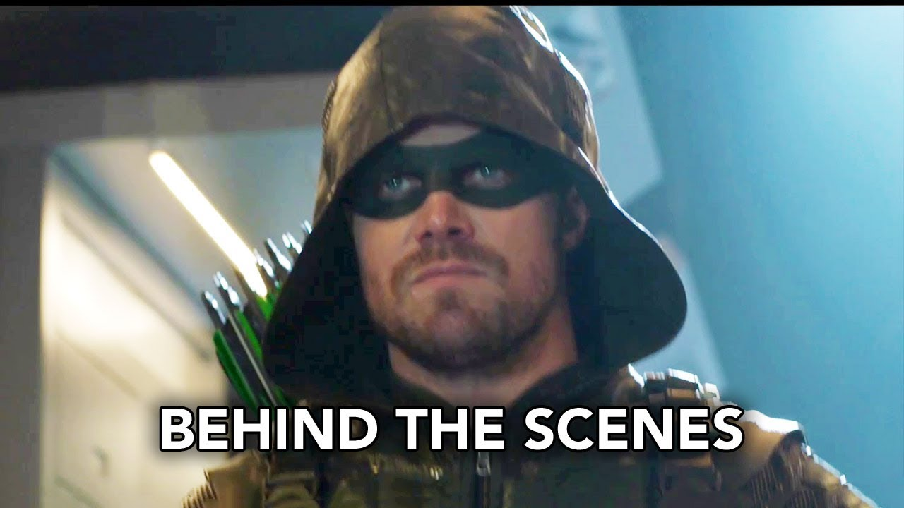DC TV Suit Up Behind the Scenes , The Flash, Arrow