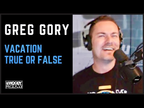 The Woody Show - Greg's Vacation True or False