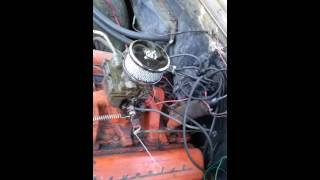 1963 Chevy Impala cold start