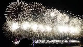 9th Busan Firework Festival 2013