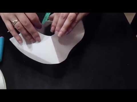 Como hacer las faldas circular y media circular