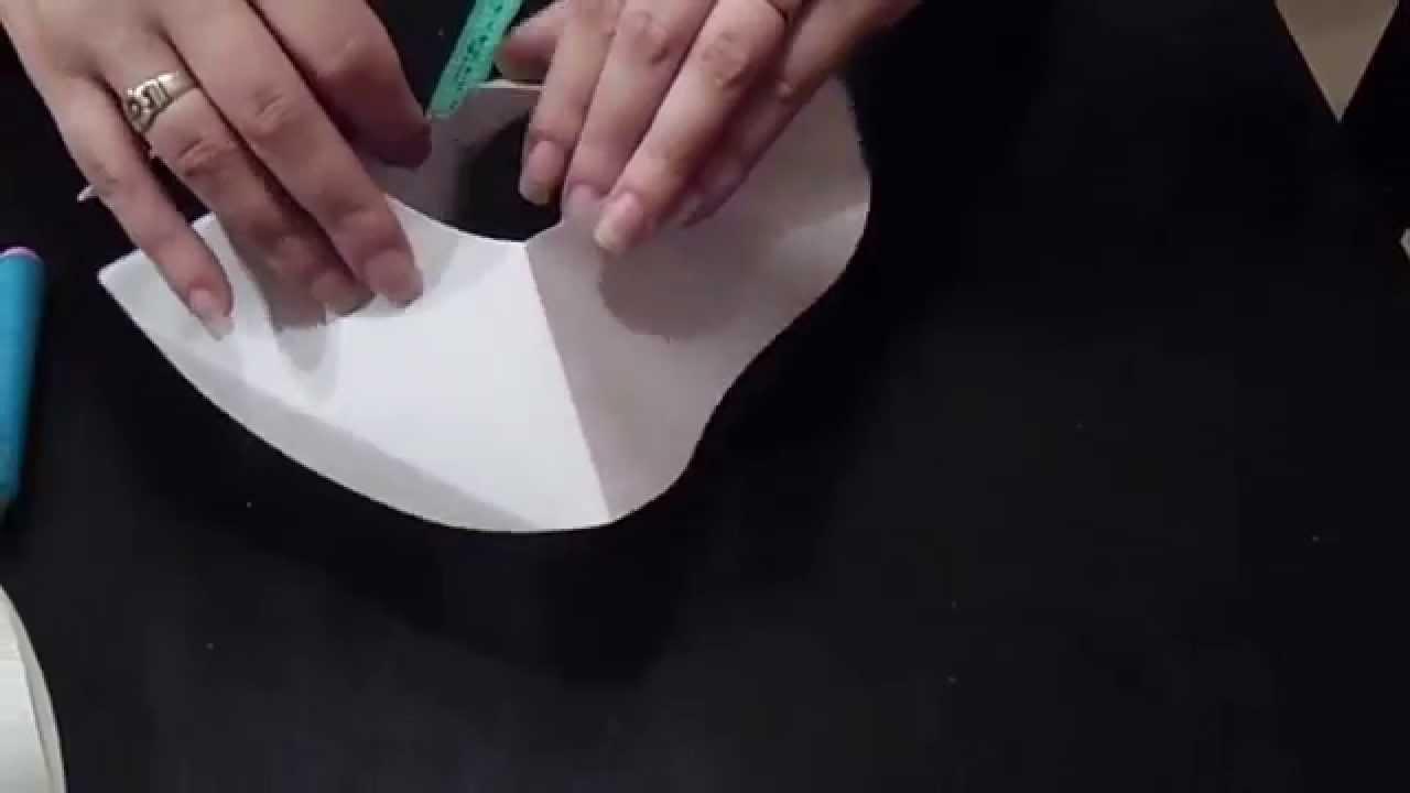 Como hacer las faldas circular y media circular - YouTube 121f64f8ca4f