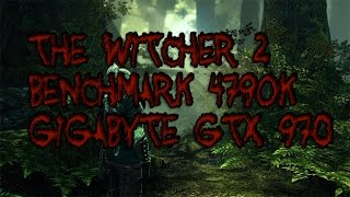 the witcher 2 benchmark 4790k gigabyte gtx 970 g1 gaming edition