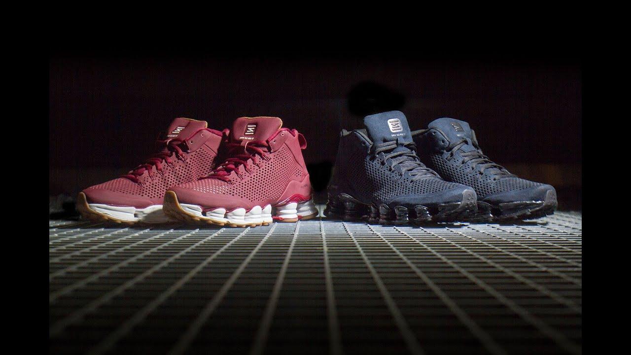 quality design a92f6 a7a38 IN MOTION | Nike Sportswear Shox TLX Mid