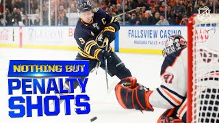 Nothing But Penalty Shots! | 2019-20 NHL Season