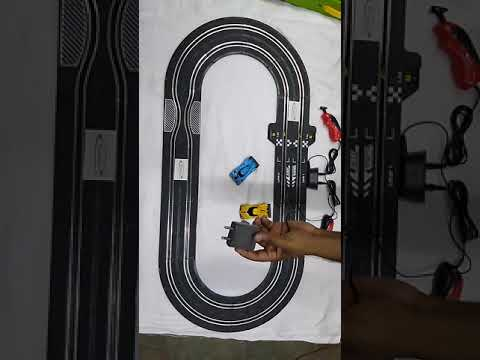 Turbo Slot racing track set
