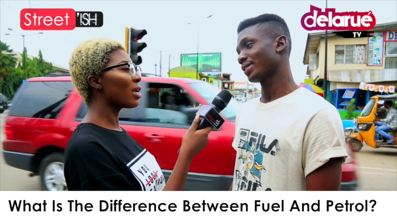 What Is The Difference Between Petrol And Fuel? HILARIOUS RESPONSES!