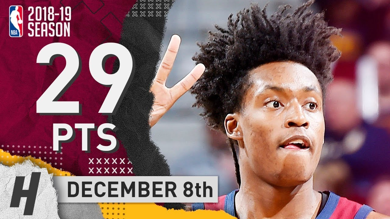 collin-sexton-full-highlights-cavaliers-vs-wizards-2018-12-08-29-pts-6-ast-3-rebounds