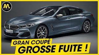 BMW Serie 8 Gran Coupé : premières photos ! - La Quotidienne #41