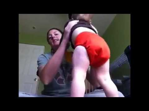 Day In The Life With Cloth Diapers Part 1