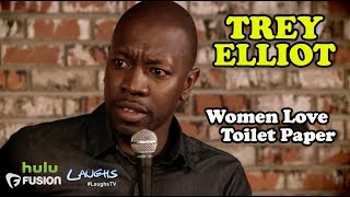 connectYoutube - Women Love Toilet Paper | Trey Elliot | Stand-Up Comedy