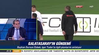 % 100 Futbol - Konuk: Dursun Özbek 15 Ağustos 2017