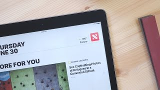 Gambar cover Check Out iOS 10's Revamped Apple News App