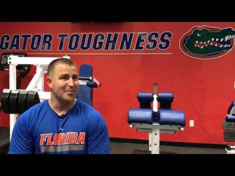 Florida Basketball: Strength Training