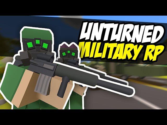 unturned military