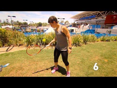 WTA Frame Challenge   Carla Suarez Navarro