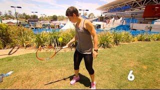 WTA Frame Challenge | Carla Suarez Navarro