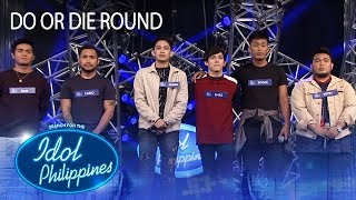 "Idol Hopefuls perform ""I'll Never Love Again"" 