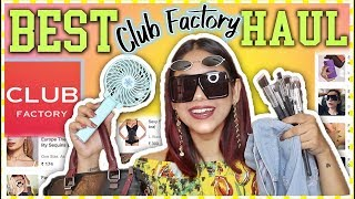 CLUB FACTORY HAUL | Best SALE Ever: Jewellery, Bags, Girls Clothing & MORE | ThatQuirkyMiss