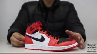 """Air Jordan 1 High Retro """"Rare Air"""" Max Orange Unboxing Video at Exclucity"""