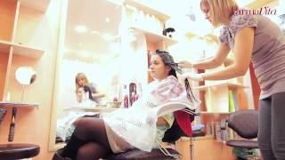 Кератиновое выпрямление волос от Farmavita