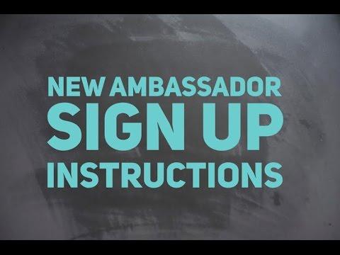 New Plexus Ambassador Sign Up Instructions Youtube