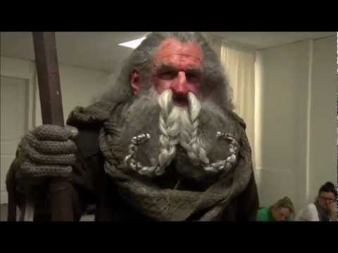 The Hobbit Behind the s  The Dwarves