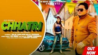 Raju Punjabi - Chattri | Latest Haryanvi Romantic Song  | New Haryanvi Song Haryanvi 2020 | VR Bros