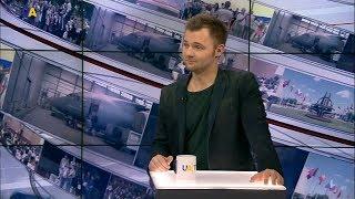 Евгений Капорин - о новой украинской кинокомедии
