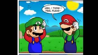 (Komik Dublaj)Mario 64 DS geçiş Caps