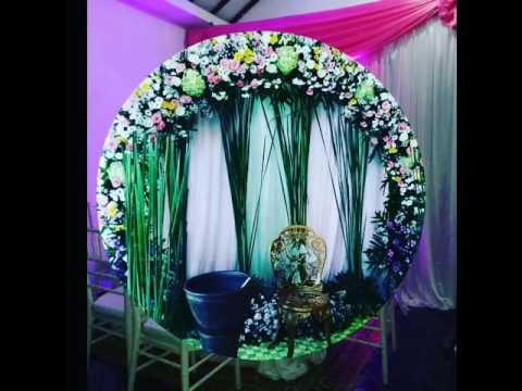 terbaik dari dekor akad nikah - beauty glamorous