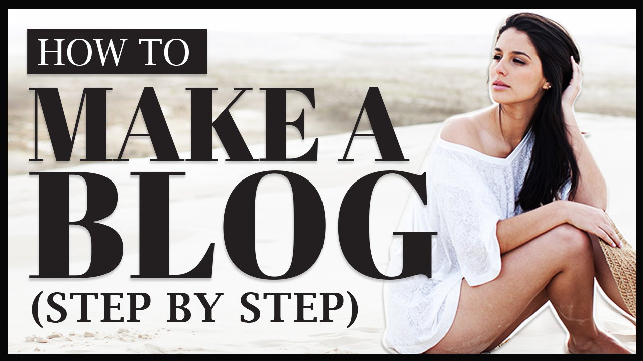 How to Make a WordPress Blog | Step by Step for Beginners | EASY ...