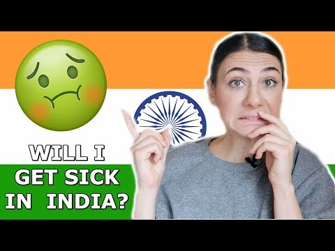 THE TRUTH ABOUT INDIA | INDIAN FOOD HYGIENE  & GETTING SICK | TRAVEL VLOG IV