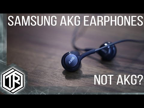 Samsung AKG Earphones Review