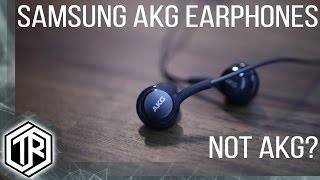 Samsung AKG Earphones Review