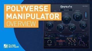 Manipulator by Infected Mushroom Polyverse | Review of Key Features Tutorial