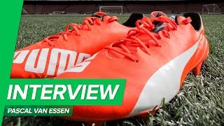 online retailer d8f67 c50aa Tech Interview with Pascal van Essen on evoSPEED SL I Worn by Agüero, Reus  and many more... - Duration  6 minutes, 53 seconds.