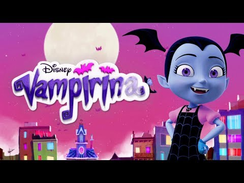 JUST PLAY'S VAMPIRINA SCARE B&B PLAYSET! | A Toy Insider Play by Play