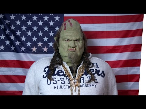 A Message from Orc to Donald Trump