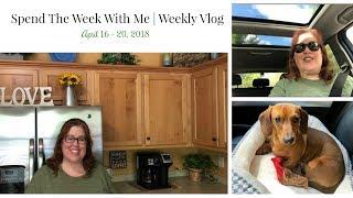 Weekly Vlog | April 16 - 20, 2018
