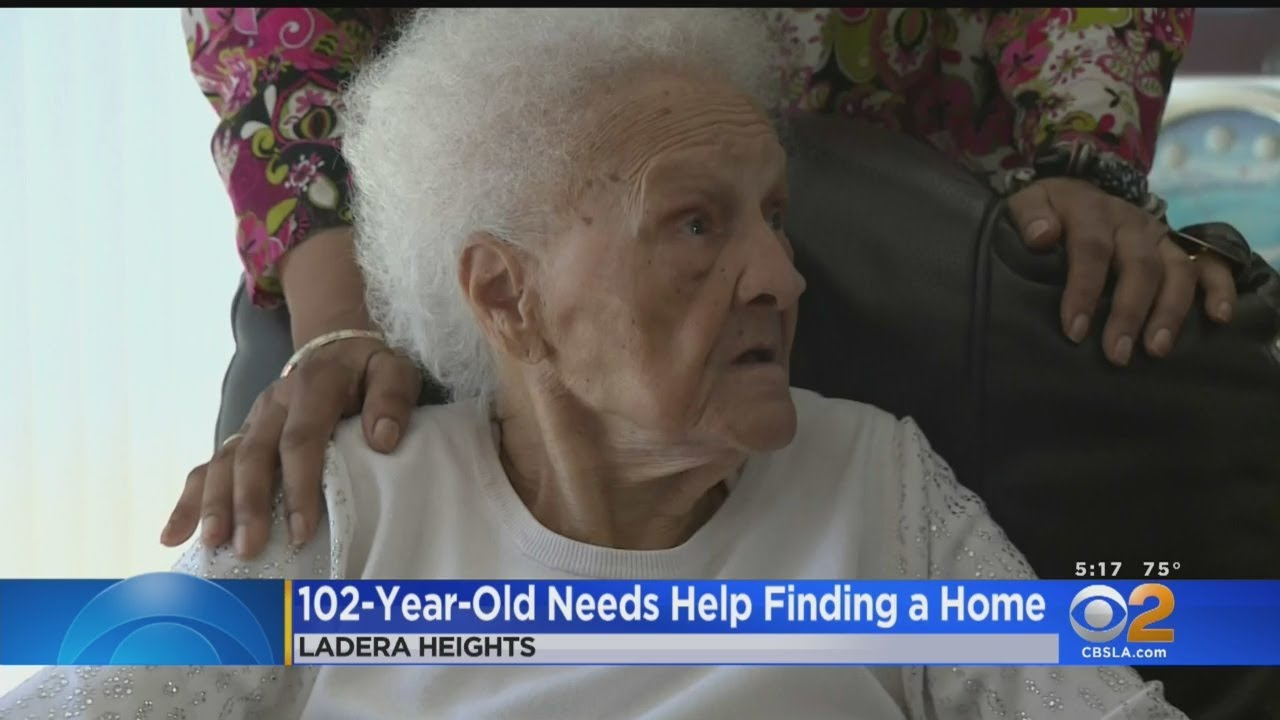 102-Year-Old Facing Eviction Finds She Has Friends In High Places