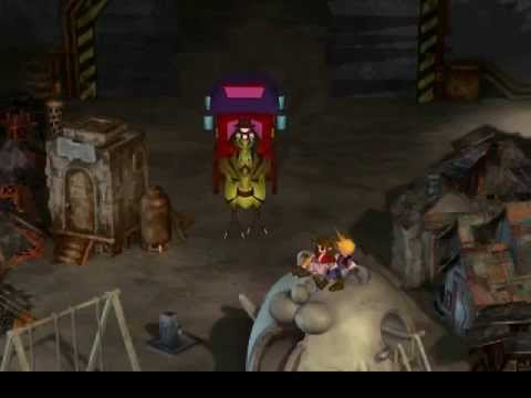 Final Fantasy VII - Aeris Talks to Cloud About Zack