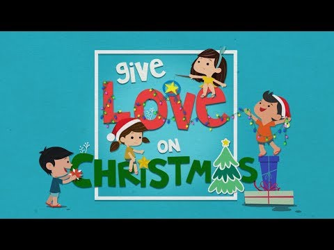 YeY Christmas Station ID 2017 Music Video - Give Love On Christmas (Yey)