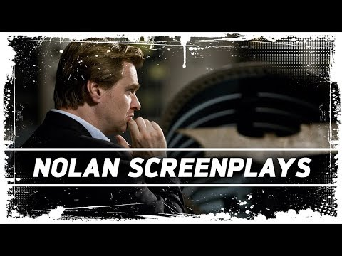 Thema: STORYTELLING + GRATIS download aller Chris Nolan Screenplays!