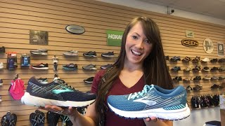 Brooks Adrenaline GTS 19 REVIEW & TRY ON