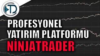 Forex Borsa Bitcoin Future Ninjatrader 8 Profesyonel Yatırım proğramı  Türkçe 2. Bölüm