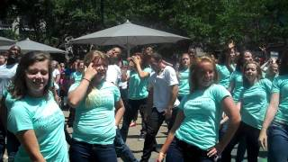 Estee Lauder Flash Mob Thumbnail